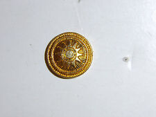 b2421 WW 2 Chinese Military Button small B2D4