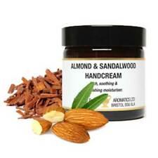 Almond and Sandalwood Hand Cream 60ml Paraben Free