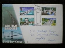 Cats Used Great Britain First Day Covers (1953-1970)