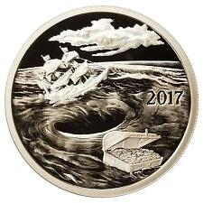 PROOF 2017 FINDING SILVERBUG ISLAND #4 WHIRLPOOL NUMBERED REDDIT 1 oz .999
