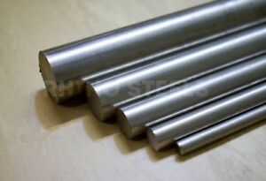 CHEAP Bright Mild Steel EN1A Round Bar Solid Metal Rod - 3mm to 60mm Any Length