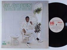 "AL GREEN~""I'M STILL IN LOVE WITH YOU""~U.S.ORIGINAL~SHL-32074~""EXCELLENT""~LP!!!"
