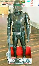 Star Wars - Death Trooper 79cm XXL Actionfigur Rouge One + Waffe in OVP NEU RAR