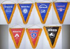 1 piece Flag Decoration Banner Truck SCANIA VOLVO RENAULT MERCEDES DAF MAN IVECO