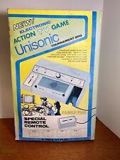 Vintage Unisonic Tournament 200 Game Rare