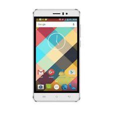 Teléfonos móviles libres Cubot color principal blanco quad core