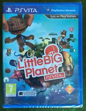 Little Big Planet PS VITA PRECINTADO!!