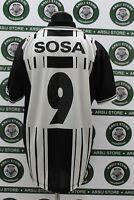Maglia calcio UDINESE SOSA TG XL shirt trikot camiseta maillot jersey
