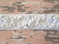 SHABBY n CHIC ARCHITECTURAL MOULDINGS @ STAINABLE   FLEXIBLE  PAINTABLE!!