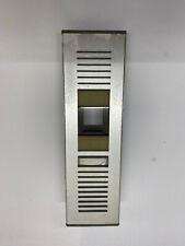 Unità Esterna Bpt VZ110 VZ/110 Per Videocitofono Serie VA100
