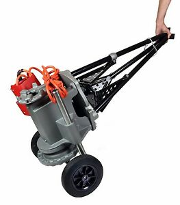 Toledo Pipe 42575 32 Transporter fits RIDGID® 300 RIDGID® 920 RIDGID® TRISTAND®