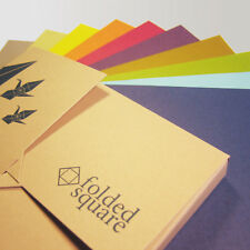 Origami Paper | 100 Sheets, 15cm Square | Classic Colour Collection