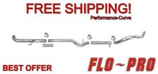 "4"" Exhaust System No Muffler Flo-Pro 801NM - Fits 01-07 GM Duramax 6.6L"