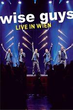 WISE GUYS - LIVE IN WIEN   DVD NEU