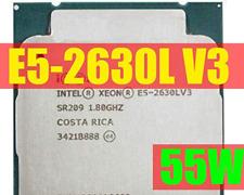 SR209 Intel Xeon Processor E5-2630L v3 (20M Cache, 1.80 GHz)