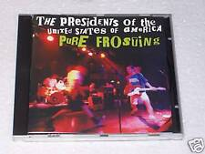 CD - PRESIDENT UNITED STATES OF AMERICA - PURE FROSTING