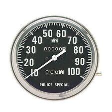 Contamiglia Contachilometri Police Special Rapporto 1:1  per Harley Davidson