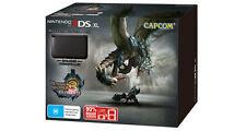 Limited Edition Monster Hunter 3 Ultimate 3DS XL Console GAME INCLUDED *NEW!*