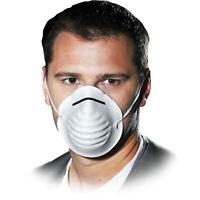 Staubmaske 50 STÜCK Mundschutz Einwegmaske Atemschutz Maske