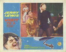 """VISIT TO A SMALL PLANET""-ORIGINAL LOBBY CARDS-SCI-FI-JERRY LEWIS-BARBARA LAWSON"