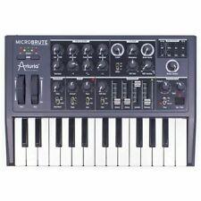 Arturia MicroBrute 25 Key Analogue Synthesizer USB Midi Keyboard Micro Brute