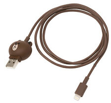 [LINE Friends]BROWN Charge Sync USB Cable 8 Pin 1m(3.3ft) fit iPhone, iPod, iPad