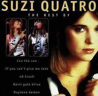 Suzi Quatro Best of (16 tracks, 1996) [CD]