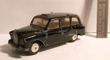 Corgi Toys 418 Austin London Taxi Cab FX4 --- early smooth wheels