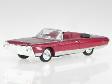 Chrysler Turbine Car Convertible 1964 red modelcar NewRay 1:43