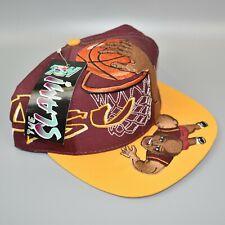 Arizona State Sun Devils NCAA Vintage 90's TOW Slam Dunk Snapback Cap Hat - NWT