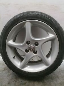TOYOTA MR2 ROADSTER ALLOY WHEELS WITH TYRES SET 205/45 R16