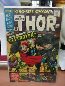 "Marvel Comics -  KING SIZE ----THE MIGHTY "" THOR "" # 2"