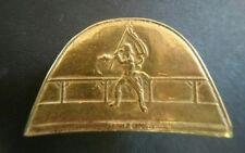 ancienne tabatière bronze XIXeme , Arcole , retour des cendres de Napoléon Ier