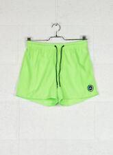 Abbigliamento verde Quiksilver in poliestere per il mare e la piscina da uomo