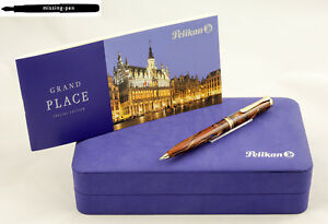 Pelikan Special Edition Twist Ballpoint Pen Places Series K620 Grand Place 2006