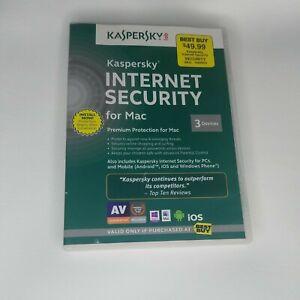 Karspersky internet security for mac