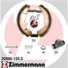 1x Bremsbackensatz ZIMMERMANN 20990.125.3