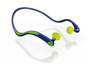MOLDEX 6800 WAVEBAND 2K BANDED EARPLUGS- EAR DEFENDER 27db -FREE P&P-1 pair