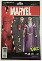 Uncanny X-Men #4 (Marvel 2018) John Tyler Christopher Action Figure Variant