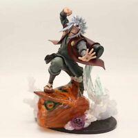 Naruto Jiraiya Gama Sennin PVC Action Figure Toy Diorama Naruto Shippuden Anime
