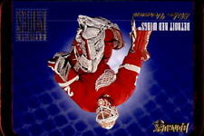 1995-96 Donruss Between the Pipes #3 Mike Vernon (ref 10267)