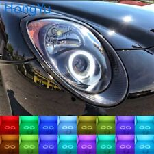 Multi-color LED Angel Eyes Halo Ring Eye for Alfa Romeo Mito 2008-15 Accessories