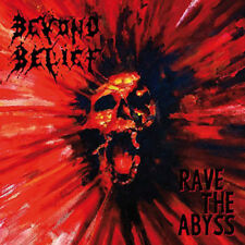 BEYOND BELIEF - Rave the abyss Digi CD (Hammerheart, 2016) Death Metal ReIssue