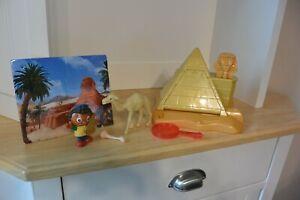 Disney Fisher Price Little Einsteins Golden Pyramid Mission Playset (2008)
