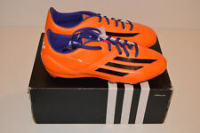 adidas F10 TRX FG JR Football Soccer Boots Samba F32697 orange UK 5 EUR 38