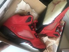 DS Air Jordan 5 Dmp Raging Bull Pack Size 7.5 *RARE*