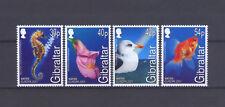 GIBRALTAR, EUROPA CEPT 2001, WATER THEME, MNH