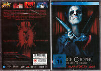 Alice Cooper - DVD - Live At Hammersmith 2009 - DVD von 2010 - NEU & OVP !