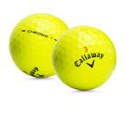 60 Callaway Mix Color Used Golf Balls / Mint AAAAA / Free Shipping
