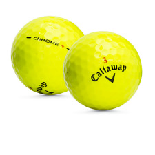60 Callaway Mix Color Used Golf Balls / Perfect Mint AAAAA / Free Shipping